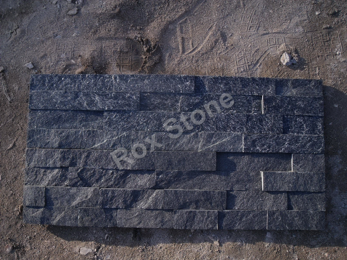 Black Quartzite Natural stone Manfacturer and professional factory ...
