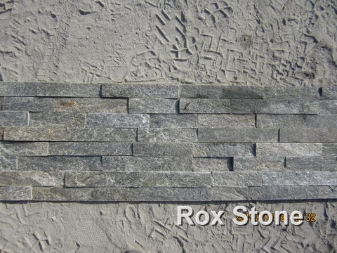 Green Quartzite Stacked Stone Veneer