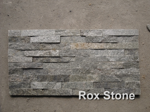 Green Quartzite Cultured Stone Wall Stone