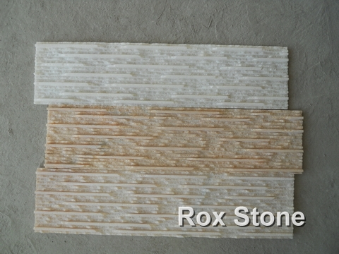 Pulled surface Ledge Wall Cladding Stone