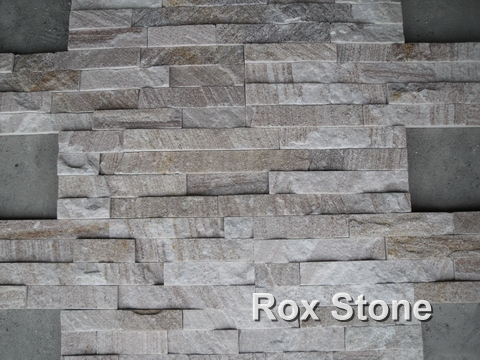 Sliver Quartzite Cultured Stone factory