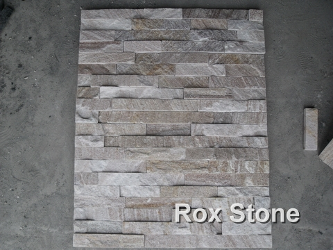 Sliver Quartzite Cultured Stone manufacturer