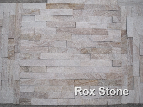 Sliver Quartzite Cultured Stone Veneer