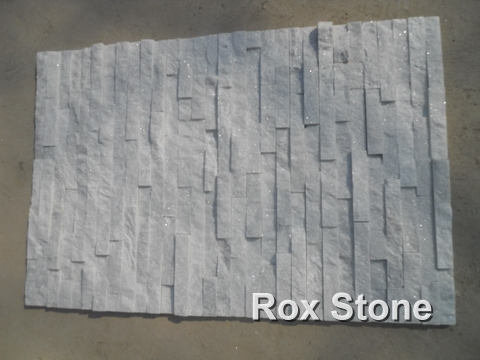 Natural White Quartzite Stone