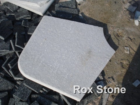 White Quartzite Tiles In Stocks