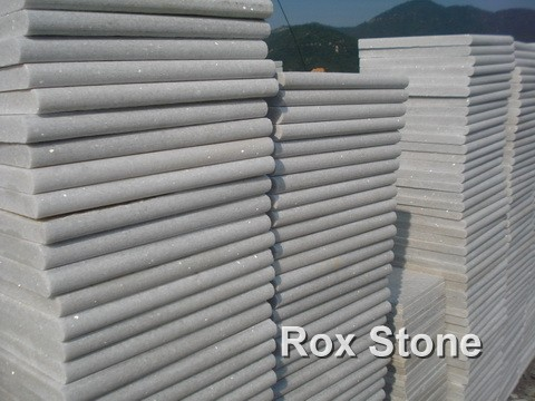 White Quartzite Tiles Exporter