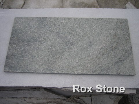 Natural Green Quartzite Stone