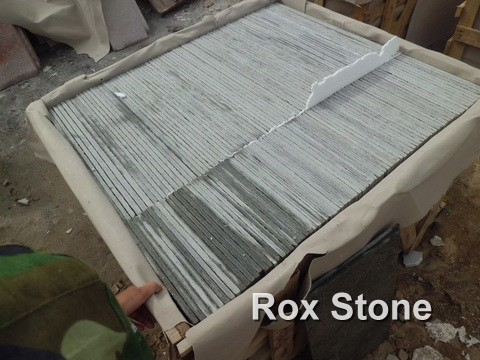 Green Quartzite Tiles Exporter