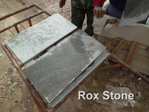 Green Quartzite Stone