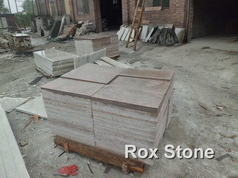 Cheap Price Pink Quartzite Stone