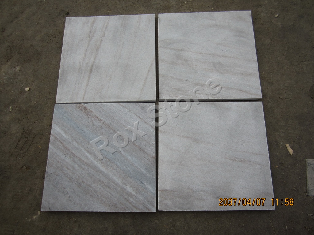 White quartzite natural stone manfacturer and professional factory honed surface white quartzite tiles dailygadgetfo Choice Image